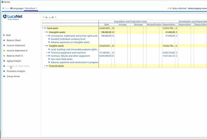 ic reconciliation software ready to go report