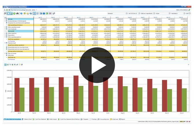 video software demonstration planner