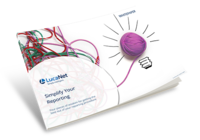 simplify your reporting white paper lucanet